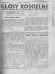 Głosy Kościelne. 1938 nr5