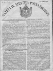 Gazeta Wielkiego Xięstwa Poznańskiego 1845.07.16 Nr163