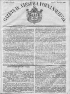 Gazeta Wielkiego Xięstwa Poznańskiego 1845.09.27 Nr226