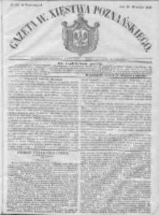 Gazeta Wielkiego Xięstwa Poznańskiego 1845.09.29 Nr227