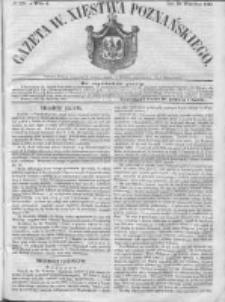 Gazeta Wielkiego Xięstwa Poznańskiego 1845.09.30 Nr228