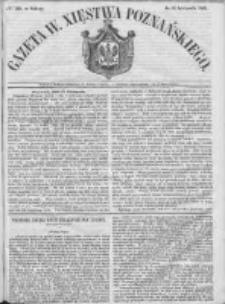Gazeta Wielkiego Xięstwa Poznańskiego 1845.11.15 Nr268