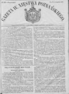 Gazeta Wielkiego Xięstwa Poznańskiego 1845.11.24 Nr275