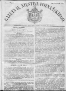 Gazeta Wielkiego Xięstwa Poznańskiego 1846.01.09 Nr7