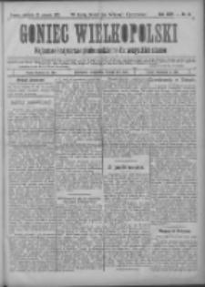 Goniec Wielkopolski: najtańsze i najstarsze pismo codzienne dla wszystkich stanów 1901.01.13 R.25 Nr11
