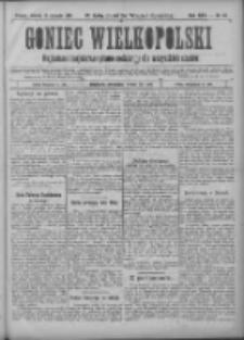 Goniec Wielkopolski: najtańsze i najstarsze pismo codzienne dla wszystkich stanów 1901.01.15 R.25 Nr12