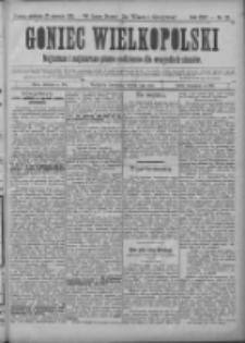 Goniec Wielkopolski: najtańsze i najstarsze pismo codzienne dla wszystkich stanów 1901.01.27 R.25 Nr23