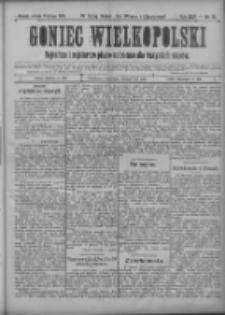 Goniec Wielkopolski: najtańsze i najstarsze pismo codzienne dla wszystkich stanów 1901.02.09 R.25 Nr33