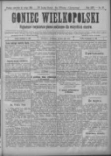 Goniec Wielkopolski: najtańsze i najstarsze pismo codzienne dla wszystkich stanów 1901.02.14 R.25 Nr37