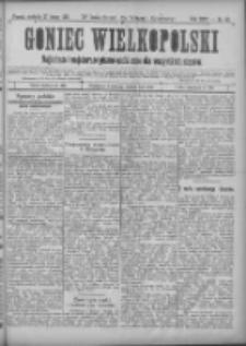 Goniec Wielkopolski: najtańsze i najstarsze pismo codzienne dla wszystkich stanów 1901.02.17 R.25 Nr40