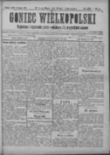 Goniec Wielkopolski: najtańsze i najstarsze pismo codzienne dla wszystkich stanów 1901.03.06 R.25 Nr54