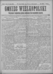 Goniec Wielkopolski: najtańsze i najstarsze pismo codzienne dla wszystkich stanów 1901.03.16 R.25 Nr63