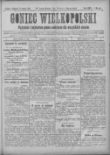 Goniec Wielkopolski: najtańsze i najstarsze pismo codzienne dla wszystkich stanów 1901.03.17 R.25 Nr64