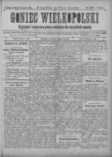 Goniec Wielkopolski: najtańsze i najstarsze pismo codzienne dla wszystkich stanów 1901.03.21 R.25 Nr67