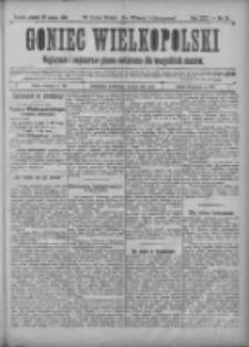 Goniec Wielkopolski: najtańsze i najstarsze pismo codzienne dla wszystkich stanów 1901.03.29 R.25 Nr73