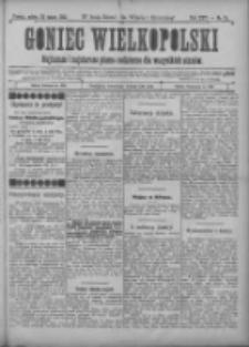 Goniec Wielkopolski: najtańsze i najstarsze pismo codzienne dla wszystkich stanów 1901.03.30 R.25 Nr74