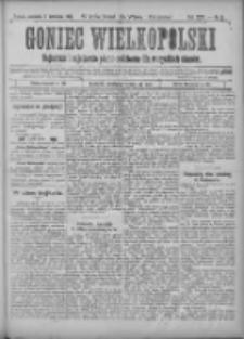 Goniec Wielkopolski: najtańsze i najstarsze pismo codzienne dla wszystkich stanów 1901.04.07 R.25 Nr81