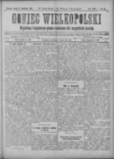Goniec Wielkopolski: najtańsze i najstarsze pismo codzienne dla wszystkich stanów 1901.04.17 R.25 Nr88
