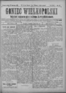 Goniec Wielkopolski: najtańsze i najstarsze pismo codzienne dla wszystkich stanów 1901.04.27 R.25 Nr97+dodatki