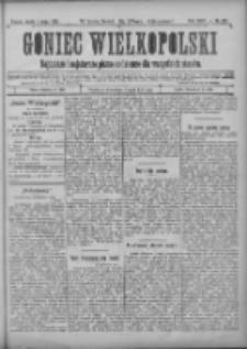 Goniec Wielkopolski: najtańsze i najstarsze pismo codzienne dla wszystkich stanów 1901.05.01 R.25 Nr100