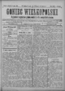 Goniec Wielkopolski: najtańsze i najstarsze pismo codzienne dla wszystkich stanów 1901.05.02 R.25 Nr101