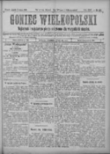Goniec Wielkopolski: najtańsze i najstarsze pismo codzienne dla wszystkich stanów 1901.05.03 R.25 Nr102