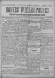 Goniec Wielkopolski: najtańsze i najstarsze pismo codzienne dla wszystkich stanów 1901.05.05 R.25 Nr104