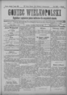 Goniec Wielkopolski: najtańsze i najstarsze pismo codzienne dla wszystkich stanów 1901.05.07 R.25 Nr105