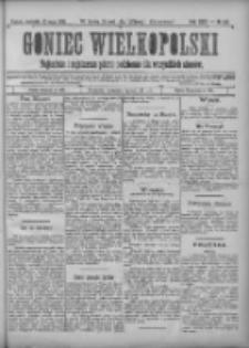 Goniec Wielkopolski: najtańsze i najstarsze pismo codzienne dla wszystkich stanów 1901.05.12 R.25 Nr109