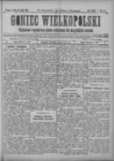 Goniec Wielkopolski: najtańsze i najstarsze pismo codzienne dla wszystkich stanów 1901.05.15 R.25 Nr111
