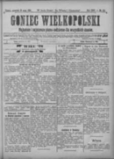 Goniec Wielkopolski: najtańsze i najstarsze pismo codzienne dla wszystkich stanów 1901.05.16 R.25 Nr112