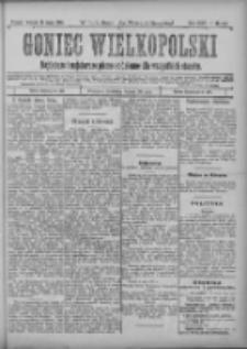 Goniec Wielkopolski: najtańsze i najstarsze pismo codzienne dla wszystkich stanów 1901.05.21 R.25 Nr115