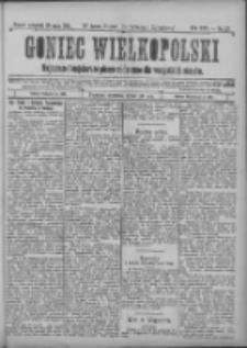 Goniec Wielkopolski: najtańsze i najstarsze pismo codzienne dla wszystkich stanów 1901.05.23 R.25 Nr117