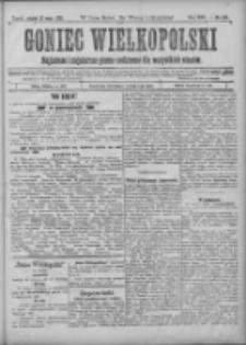 Goniec Wielkopolski: najtańsze i najstarsze pismo codzienne dla wszystkich stanów 1901.05.31 R.25 Nr123