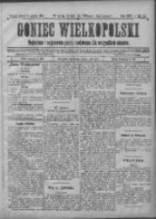 Goniec Wielkopolski: najtańsze i najstarsze pismo codzienne dla wszystkich stanów 1901.06.08 R.25 Nr129