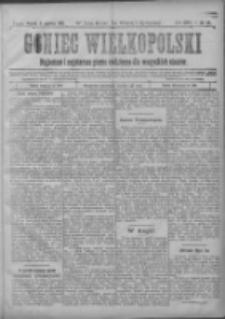 Goniec Wielkopolski: najtańsze i najstarsze pismo codzienne dla wszystkich stanów 1901.06.11 R.25 Nr131