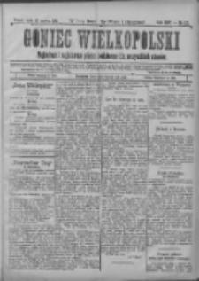 Goniec Wielkopolski: najtańsze i najstarsze pismo codzienne dla wszystkich stanów 1901.06.12 R.25 Nr132