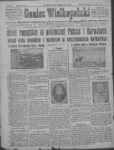 Goniec Wielkopolski: najtańsze i najstarsze pismo codzienne dla wszystkich stanów 1915.05.02 R.38 Nr100