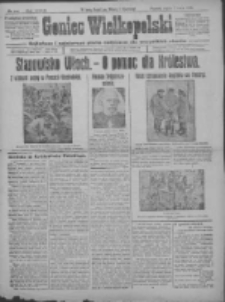 Goniec Wielkopolski: najtańsze i najstarsze pismo codzienne dla wszystkich stanów 1915.05.07 R.38 Nr104