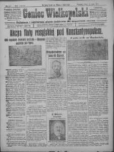 Goniec Wielkopolski: najtańsze i najstarsze pismo codzienne dla wszystkich stanów 1915.05.12 R.38 Nr107