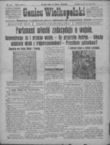 Goniec Wielkopolski: najtańsze i najstarsze pismo codzienne dla wszystkich stanów 1915.05.15 R.38 Nr109