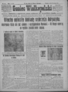 Goniec Wielkopolski: najtańsze i najstarsze pismo codzienne dla wszystkich stanów 1915.05.29 R.38 Nr120