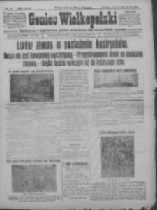Goniec Wielkopolski: najtańsze i najstarsze pismo codzienne dla wszystkich stanów 1915.06.24 R.38 Nr141