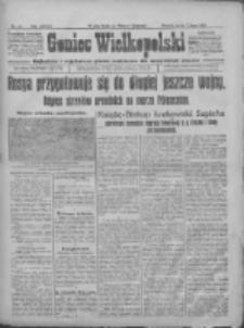 Goniec Wielkopolski: najtańsze i najstarsze pismo codzienne dla wszystkich stanów 1915.07.07 R.38 Nr151