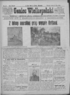 Goniec Wielkopolski: najtańsze i najstarsze pismo codzienne dla wszystkich stanów 1915.07.10 R.38 Nr154