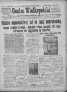 Goniec Wielkopolski: najtańsze i najstarsze pismo codzienne dla wszystkich stanów 1915.07.11 R.38 Nr155