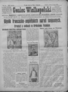 Goniec Wielkopolski: najtańsze i najstarsze pismo codzienne dla wszystkich stanów 1915.07.13 R.38 Nr156