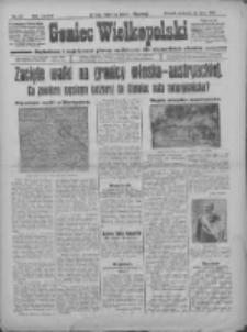 Goniec Wielkopolski: najtańsze i najstarsze pismo codzienne dla wszystkich stanów 1915.07.25 R.38 Nr167