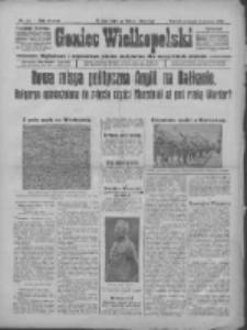 Goniec Wielkopolski: najtańsze i najstarsze pismo codzienne dla wszystkich stanów 1915.08.01 R.38 Nr173