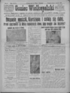 Goniec Wielkopolski: najtańsze i najstarsze pismo codzienne dla wszystkich stanów 1915.08.07 R.38 Nr178